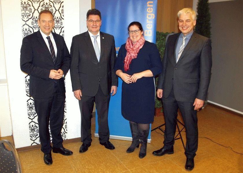 CDU Abend in Bergen zur Europa- und Bürgermeisterwahl  – Kombination Europa und Kommune unerlässlich