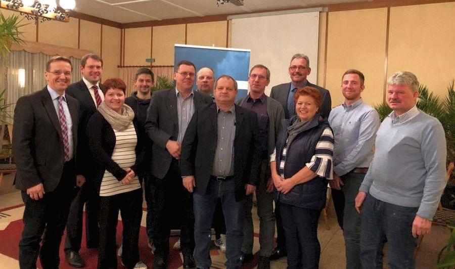CDU-Gemeindeverbund Winsen: Christian Peters übergibt das Ruder – Hans-Günter Grunke zum neuen Gemeindeverbandsvorsitzenden gewählt.
