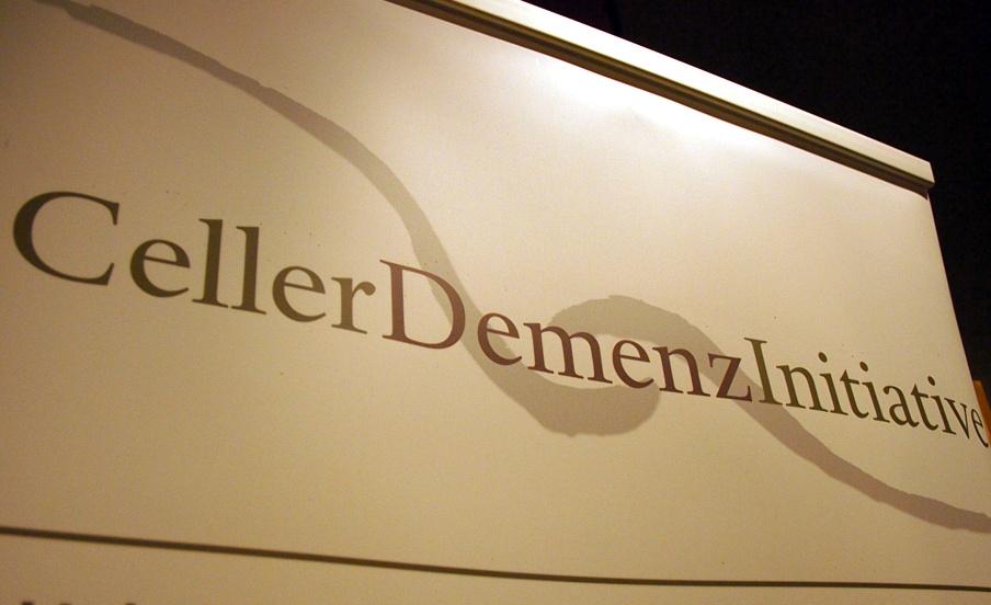 Celler Demenz Initiative (CDI): 06.11.2019 Das Verhalten von Menschen mit Demenz verstehen