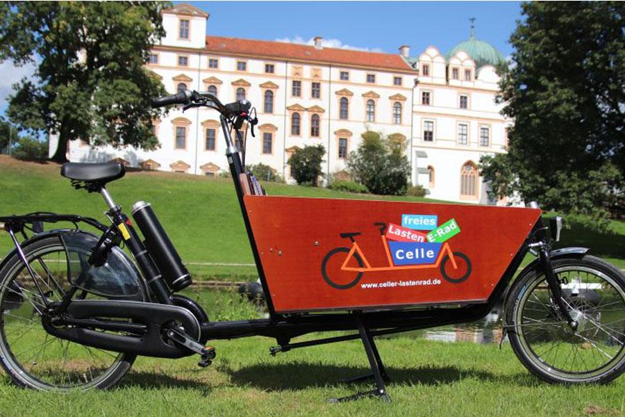 Celler-Lastenrad-Initiative lädt zum Informationsabend ein