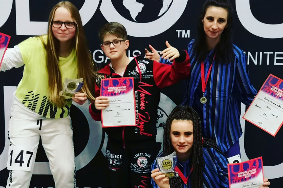 Celler Tänzer qualifizieren sich für die Deutsche Meisterschaft