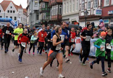 Verregneter 37. Celler Wasa-Lauf bietet wieder viele Highlights