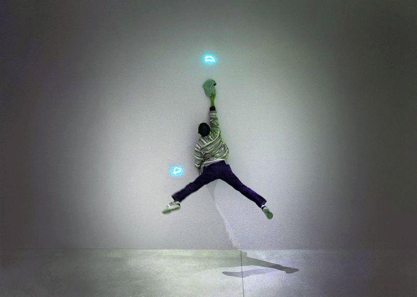 "Das unsichtbare Dritte: ""Stephan Reusse. Laser Works"" im Kunstmuseum Celle"