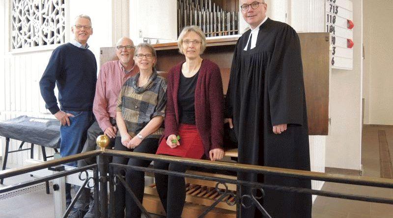 Die Orgel in Nienhagen hat sogar eine Liebe gestiftet