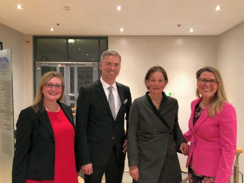 Die Superintendentin zu Gast beim Winterabend der CDU