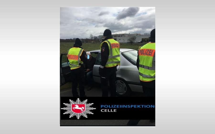 Ergebnisse der heutigen Großkontrolle zur Bekämpfung von Alkohol und Drogen im Straßenverkehr