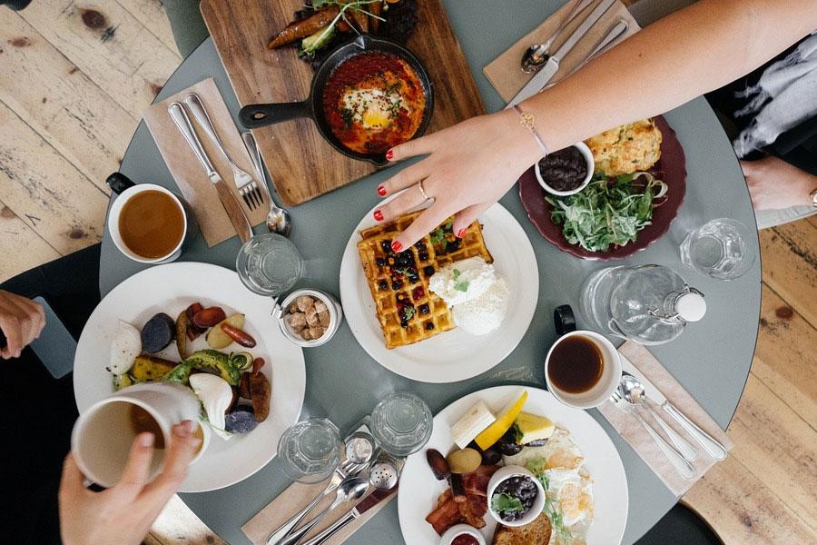 Frauenfrühstück bei Paulus
