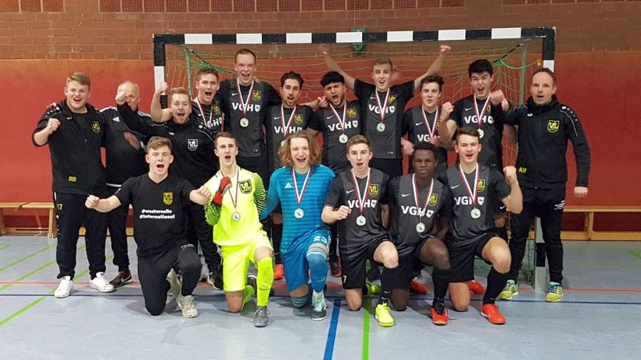 Fußball: Westerceller Jugendteams dominieren die Hallenrunde
