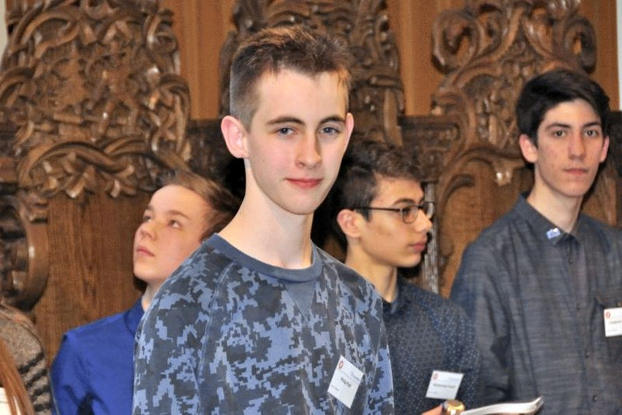 Hermannsburger Schüler erfolgreich beim Landeswettbewerb Jugend forscht in Clausthal-Zellerfeld
