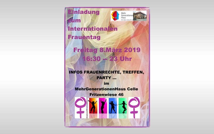 Internationaler Frauentag im Mehrgenerationenhaus