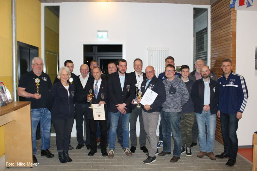 Jahreshauptversammlung Yacht-Club Celle – Begrüßung vieler neuer Mitglieder