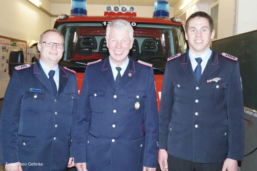 Jahreshauptversammlung der Freiwilligen Feuerwehr Dohnsen: Daniel Kirchhoff zum neuen Ortsbrandmeister gewählt