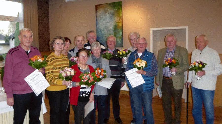 Jahreshauptversammlung der Herzsportgruppe in Celle e.V. mit Wahl des Vorstandes