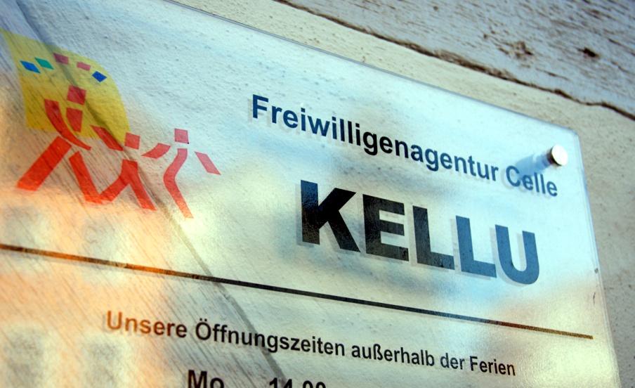 Freiwilligenagentur KELLU – Geänderte Öffnungszeiten beachten