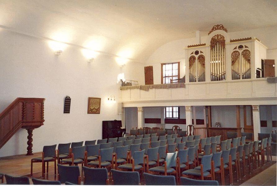 Kennen Sie Celle? Besuch der Evangelisch-reformierten Kirche