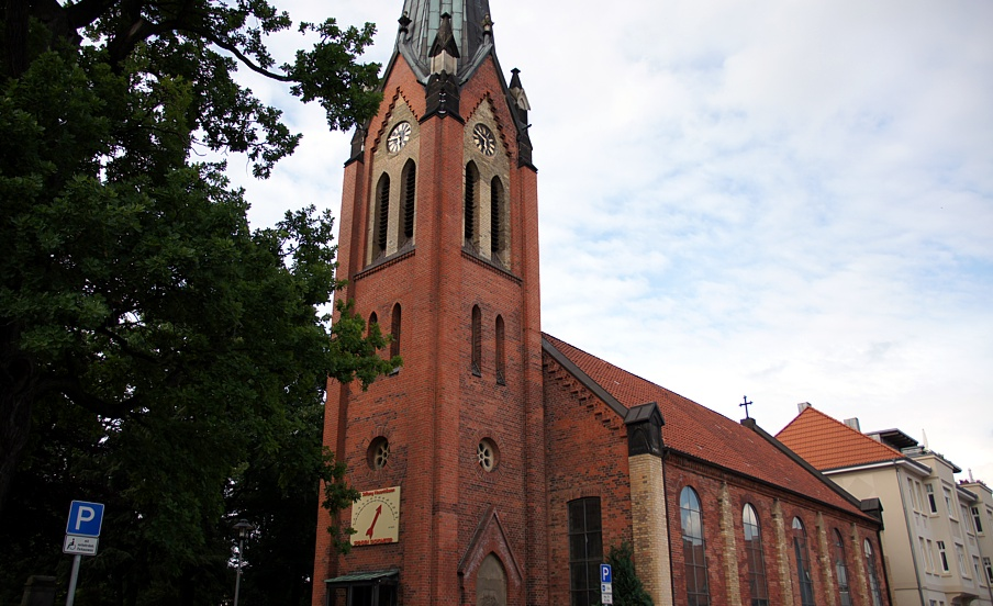 Offene Kirche in Neuenhäusen