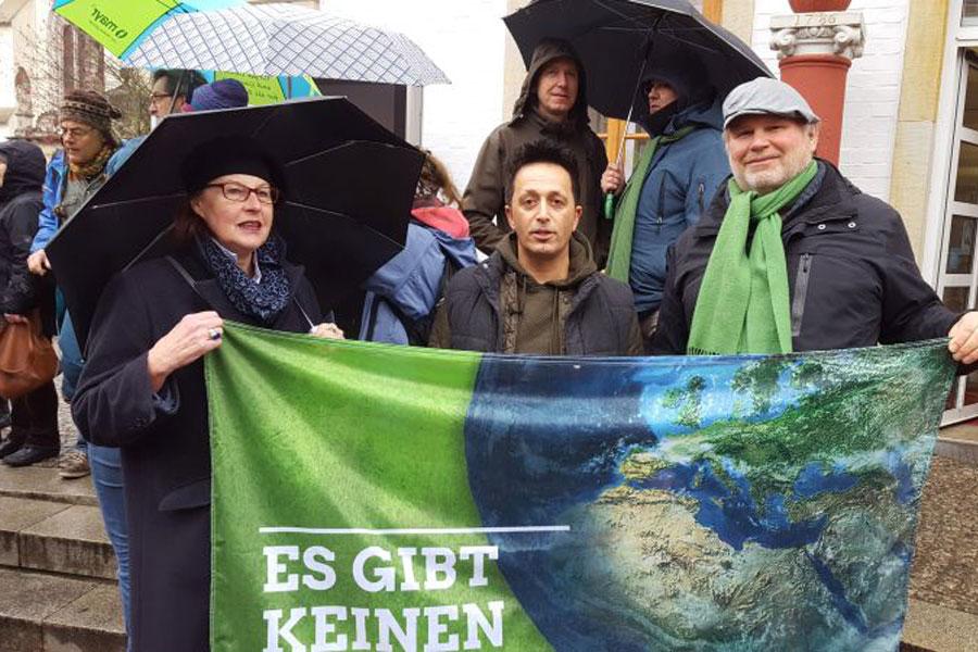 GRÜNE: Klima-Appelle junger Menschen ernst nehmen