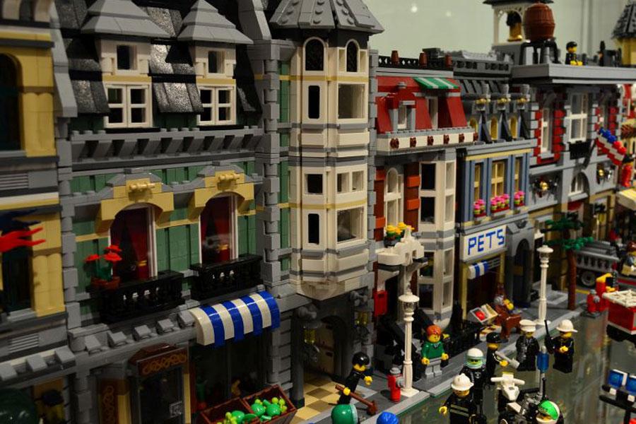 Lego Racer und Führung im Bomann-Museum