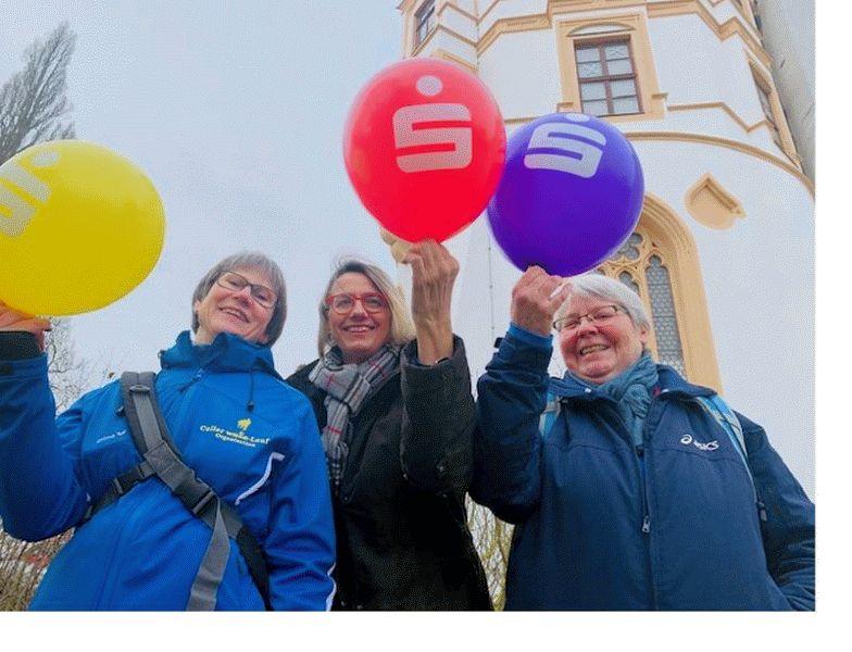 Mini-Wasa-Läufer machen den Celler Himmel am Sonntag mit umweltfreundlichen Luftballons bunt