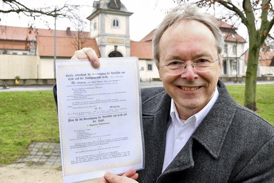 Neuenhäusen: 150 Jahre stolzer Teil der Stadt Celle – Gesetz zur Vereinigung wurde vor genau 150 Jahren erlassen