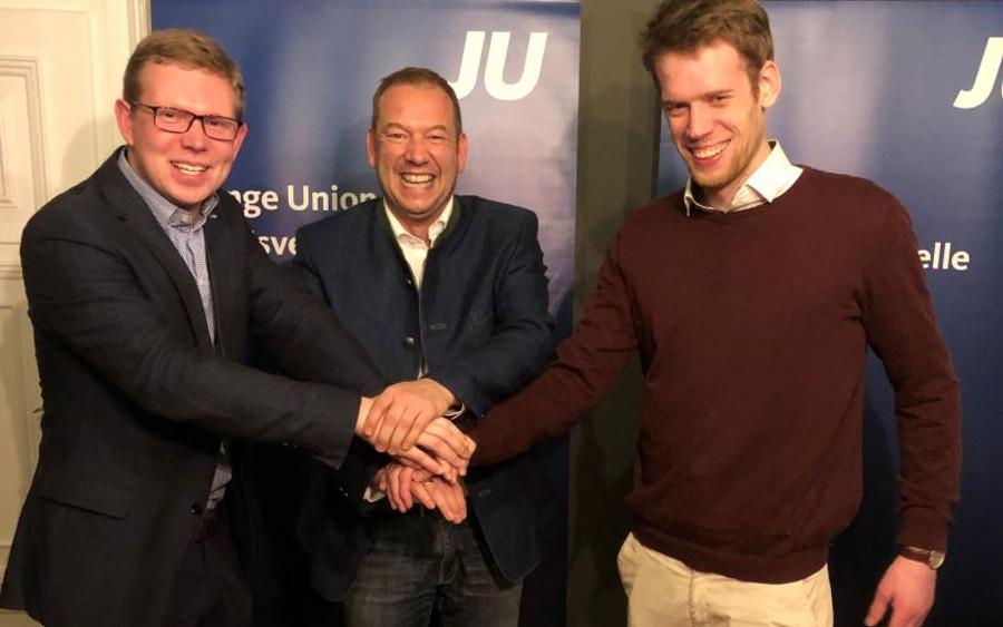 Neuer Kreisvorstand der Jungen Union gewählt – Christian Ceyp kehrt als Kreisvorsitzender wieder zurück