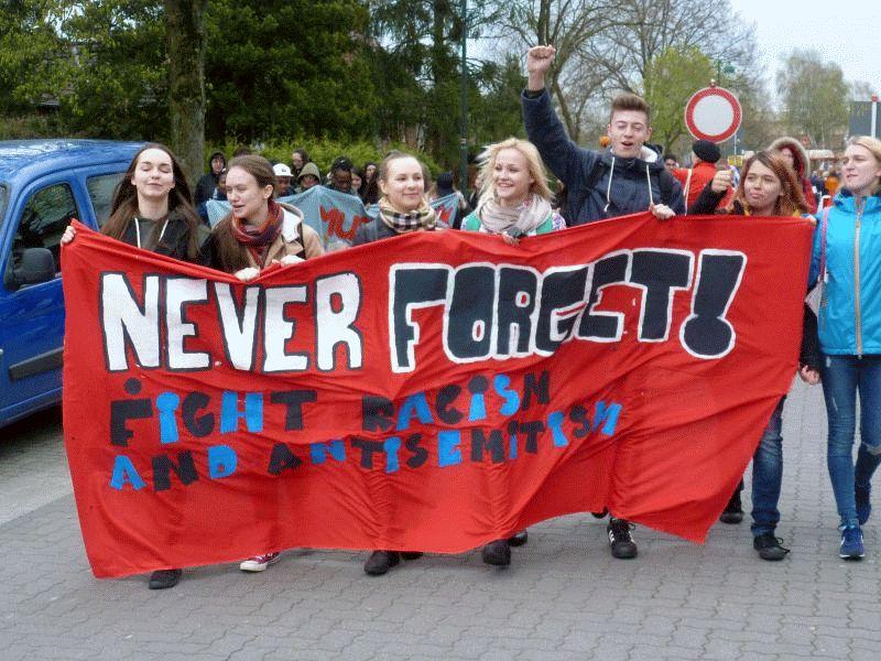 Noch freie Plätze beim Internationalen Jugendworkcamp in den Osterferien