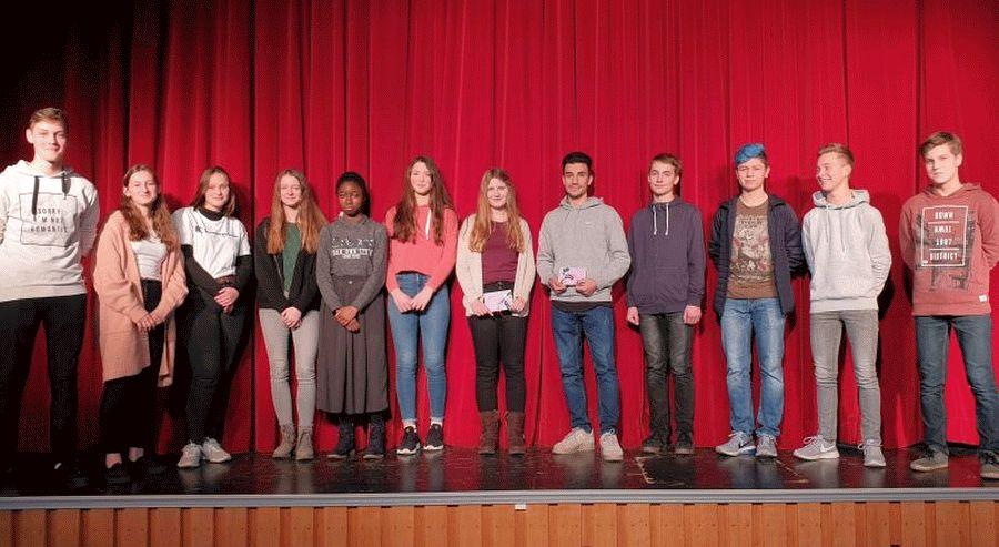 Poesie aus der Werkstatt – Poetry Slam am Christian-Gymnasium