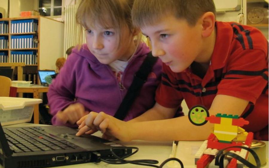 Programmieren mit der Werkstatt für Groß und Klein