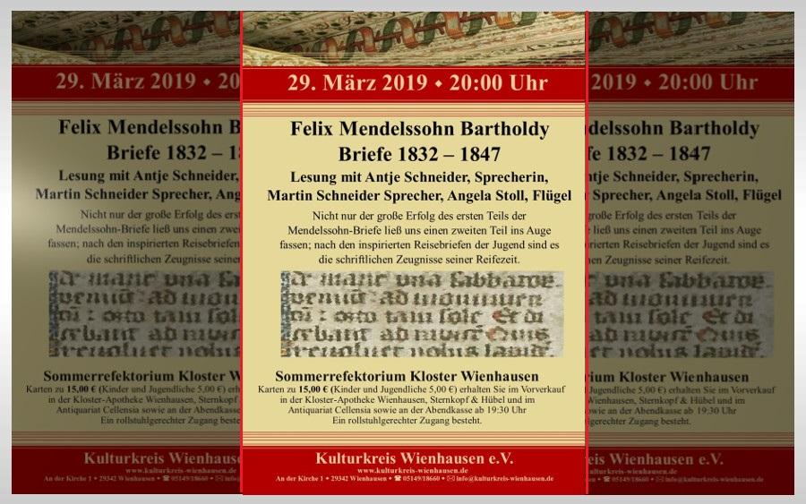 Reisebriefe des jungen Felix Mendelssohn Bartholdy