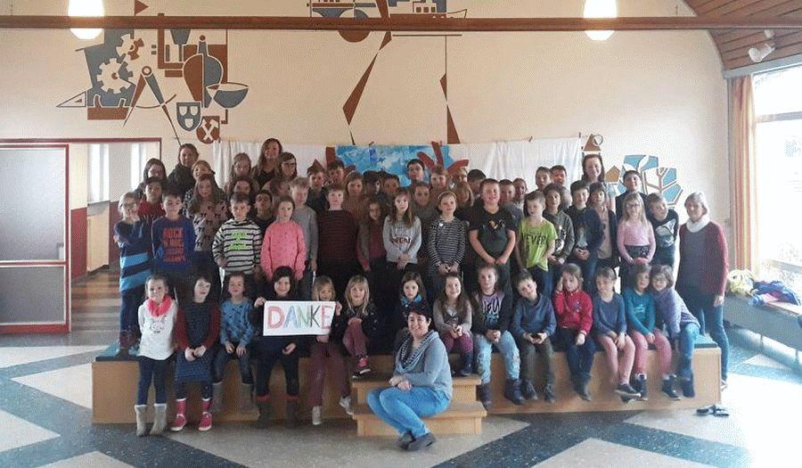 Sozialtraining in Sülzer Grundschule