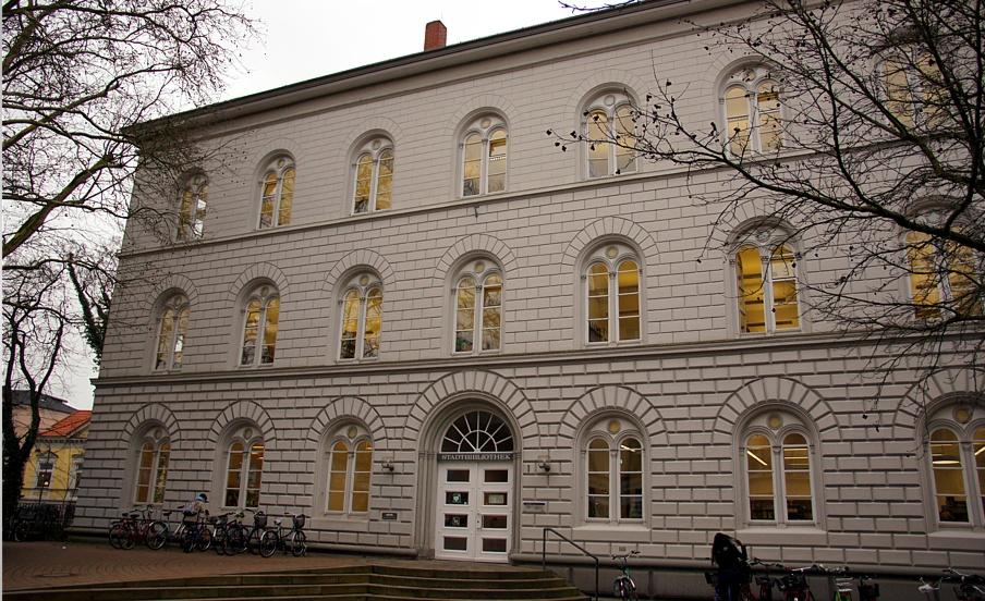 Stadtbibliothek: Abholservice wird fortgeführt
