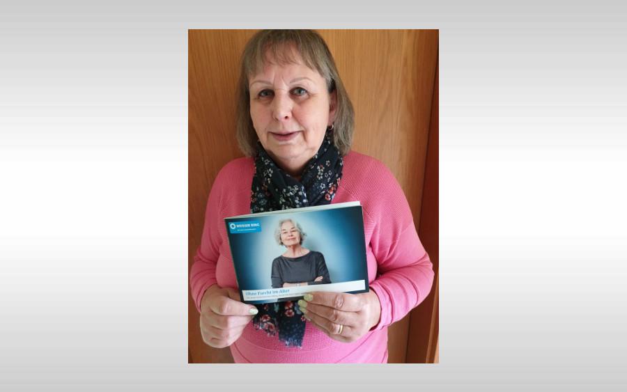 Tag der Kriminalitätsopfer 2019: WEISSER RING hat Sicherheit von Senioren im Blick – Vortrag am Freitag um 10 Uhr in der Residenz Beinsen