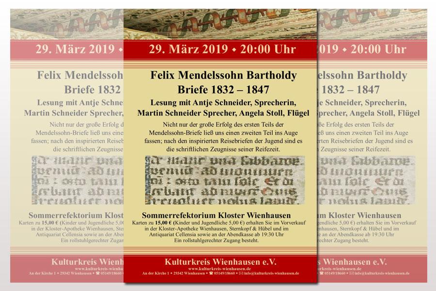 """""""UND WIRKLICH IST ES DOCH  GAR ZU EINZIG SCHÖN"""" – Reisebriefe des jungen Felix Mendelssohn Bartholdy"""