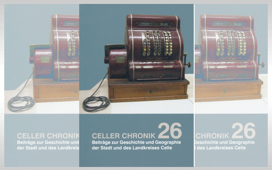 26. Ausgabe der Celler Chronik erschienen