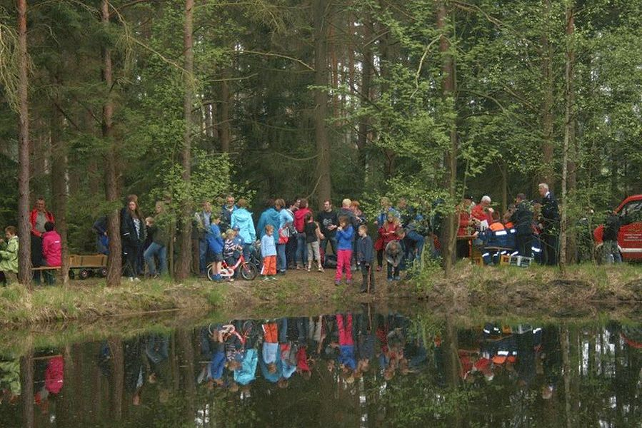 42. Volkswandertag am 01. Mai 2019 in Eversen