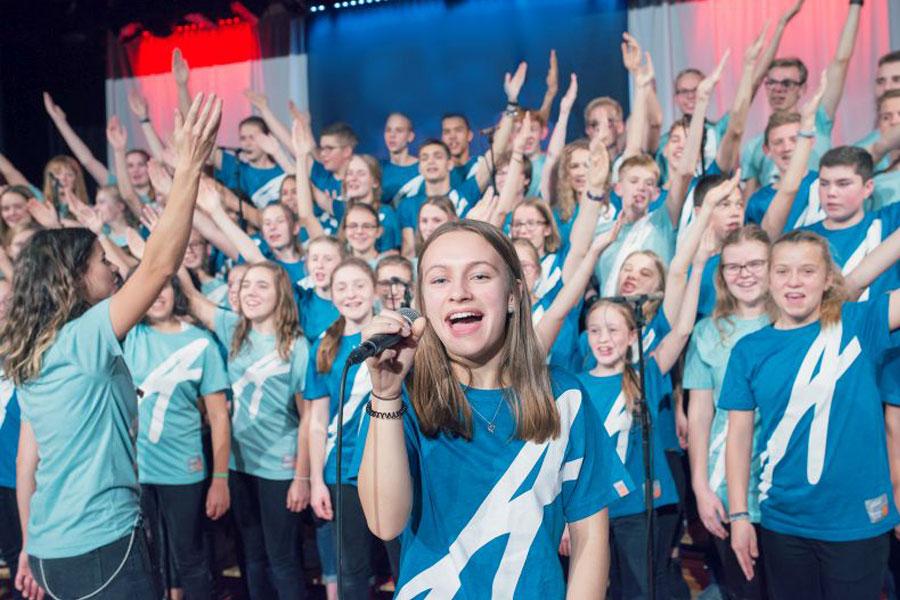 Adonia-Musical ISAAK – SO SEHR GELIEBT in Celle – 40 Projektchöre bringen das neue Musical deutschlandweit 160 Mal auf die Bühne