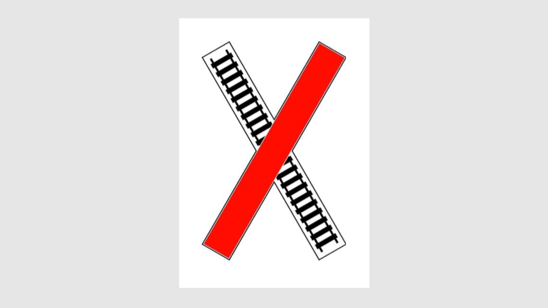 Aktionsbündnis gegen Neubautrassen der Bahn: Rote Karte für OB Mädge und MdB Pols