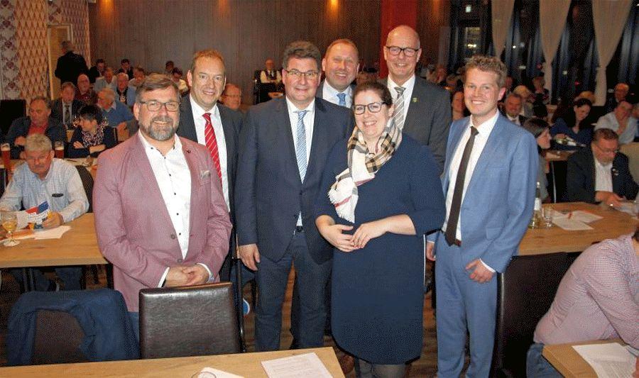 CDU Auftakt zur Europawahl und Bürgermeisterwahlen