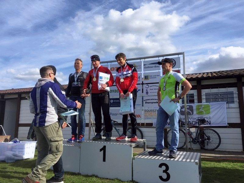 Crossduathlon: Podiumsplatz für Lübke bei niedersächsischen Landesmeisterschaften