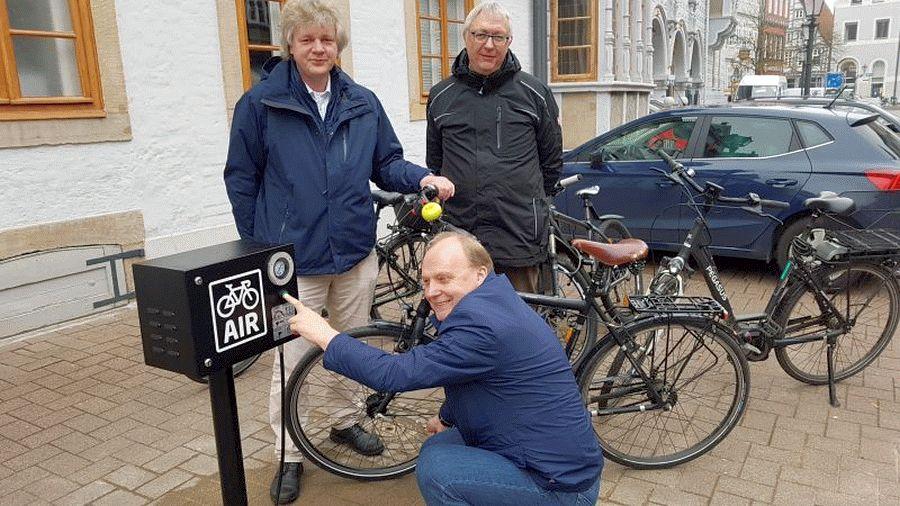 Familienfreundlich und mobil: Celle dreht am (Fahr)Rad!