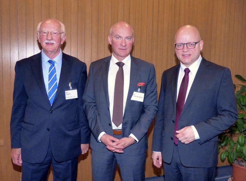Feierliche Amtsübergabe in Celle: Dr. Thomas Matusche neuer Präsident des LJPA – Rainer Petzold im Ruhestand