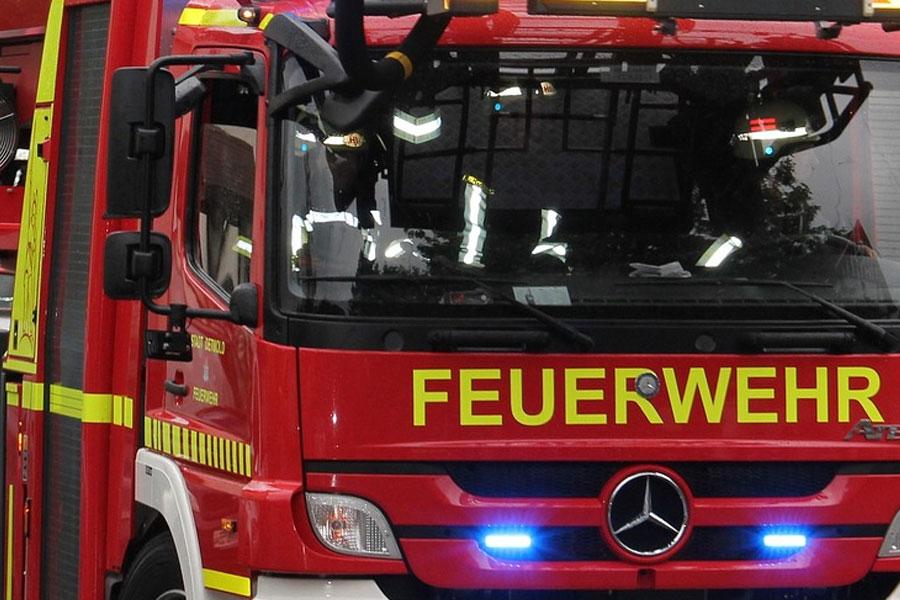 Wohnhausbrand – Sachschaden 100.000 Euro