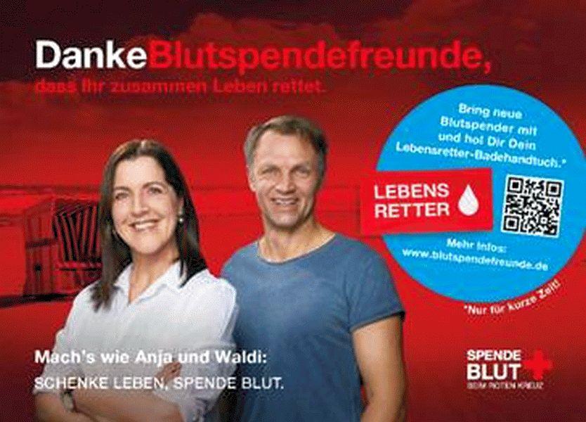 Im Sommer gemeinsam zu Lebensrettern werden – Blutspendetermine in Celle, Eschede und Oppershausen