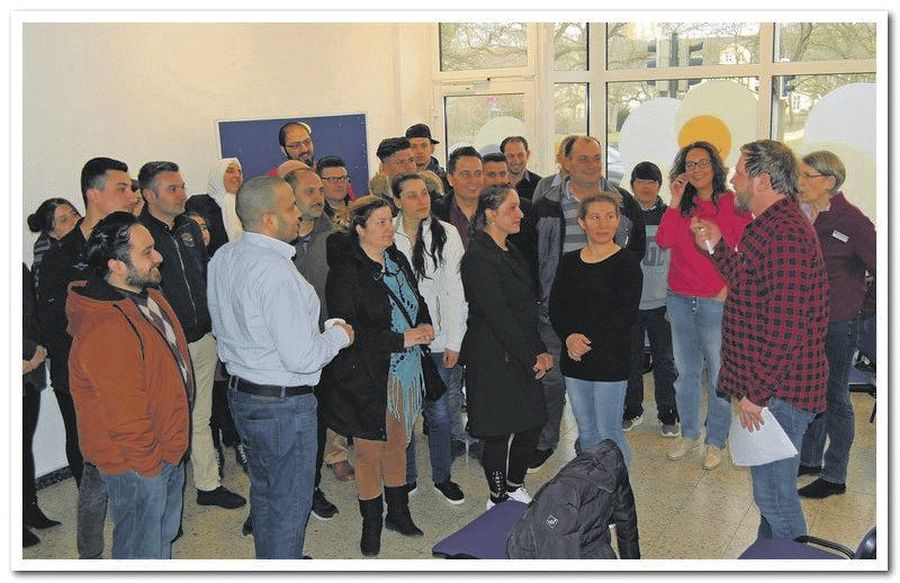 Interkulturelle Uni für Migranten und Geflüchtete