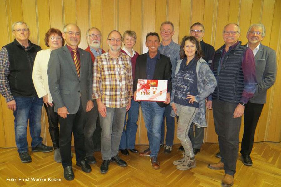 Jahreshauptversammlung des Kreisfachverbandes Tanzsport im Kreissportbund Celle