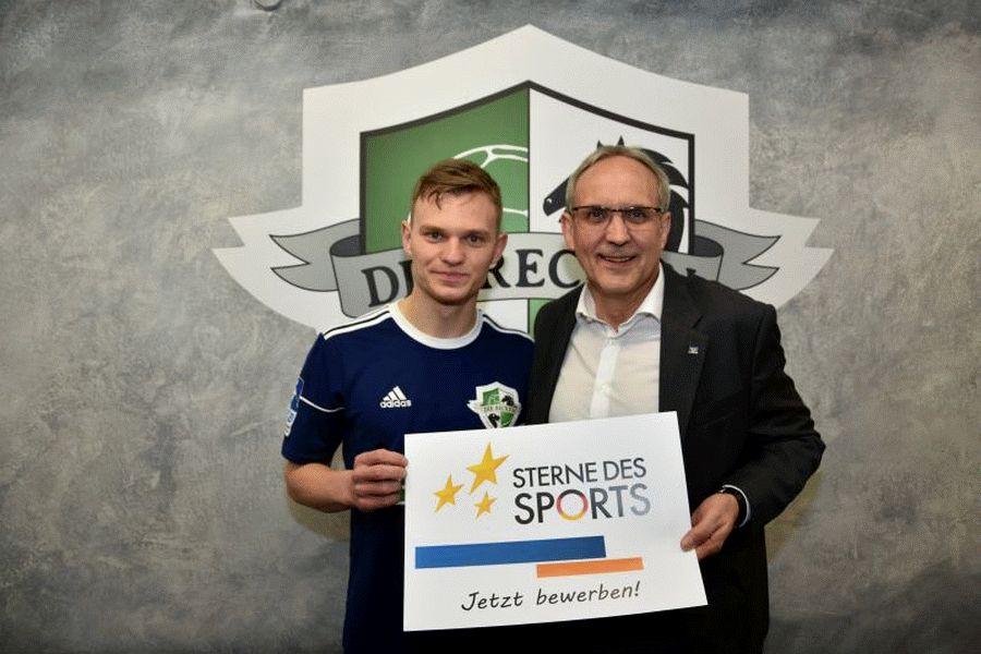 Jetzt bewerben: Handball-Recke Timo Kastening übernimmt Schirmherrschaft für die Sterne des Sports 2019