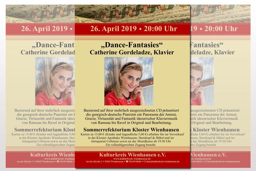 Klavierkonzert im Kloster Wienhausen