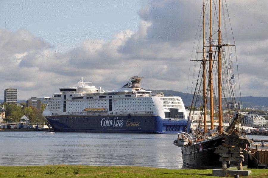 Mini-Trip nach Skandinavien – Mini-Kreuzfahrt Kiel-Oslo-Kiel mit der Color Fantasy
