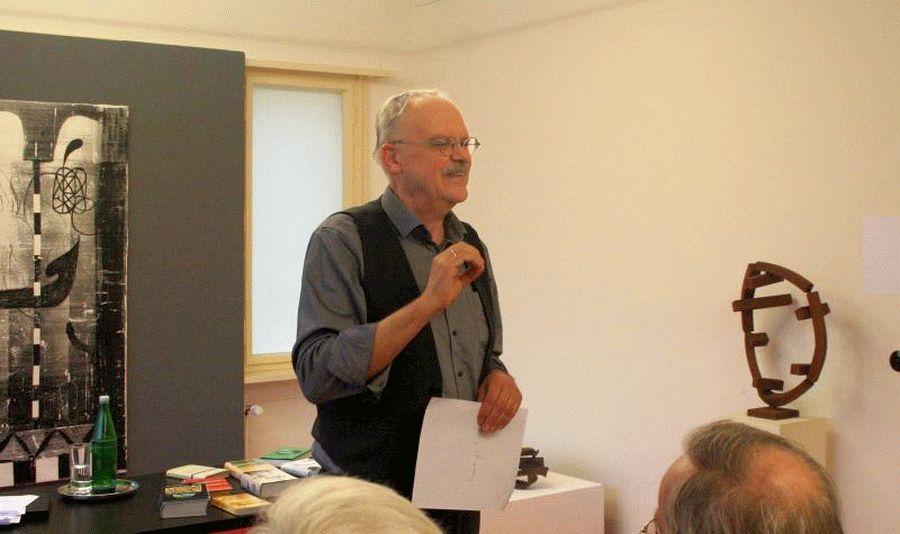 Oskar Ansull stellt vor: Romane aus, in und über Celle