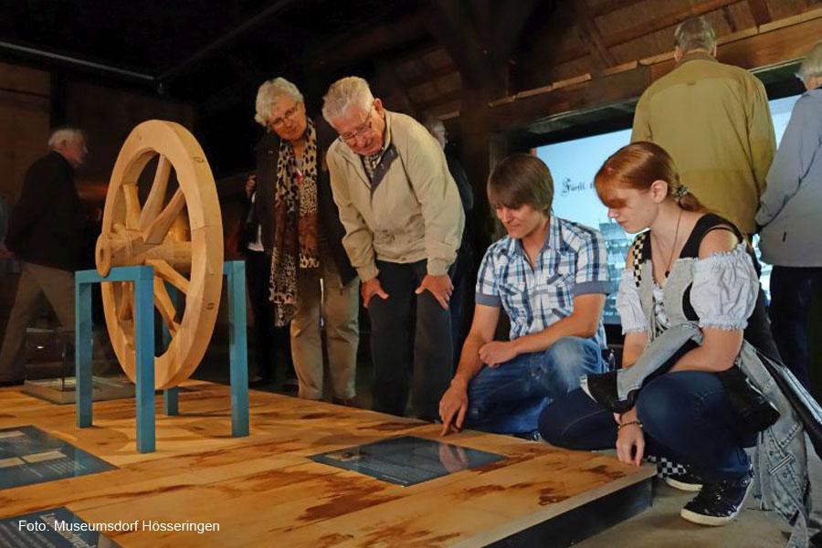 Ostern mit Aktionen für Groß und Klein im Museumsdorf Hösseringen